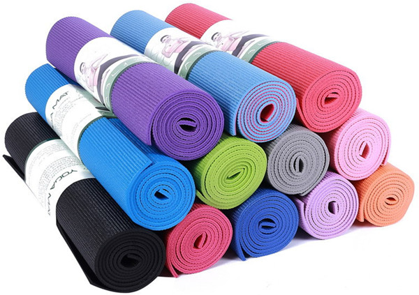 Single Layer PVC Yoga Mat
