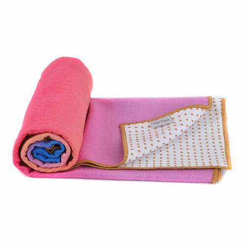 Anti Slip Yoga Mat Towel 1