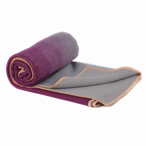 Anti Slip Yoga Mat Towel 2