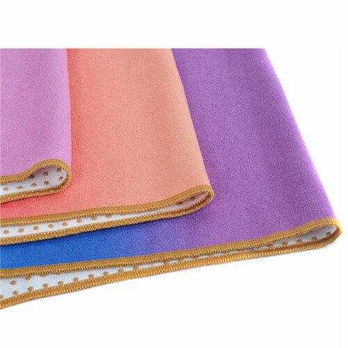 Anti Slip Yoga Mat Towel 4