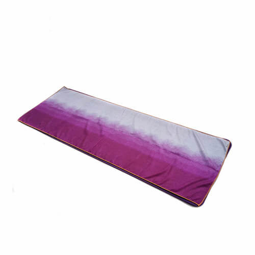 Digital Printing Skidless Yoga Towel 4