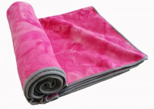 Microfiber Hot Yoga Towel 1