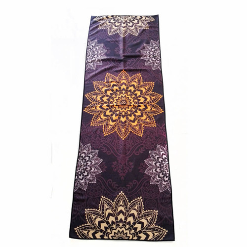 Printed Yoga Towel 1