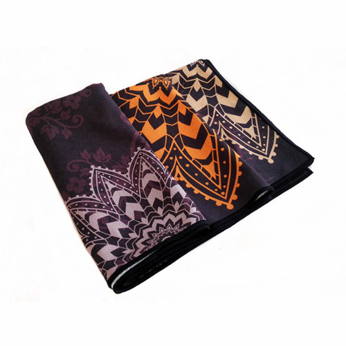Printed Yoga Towel 2