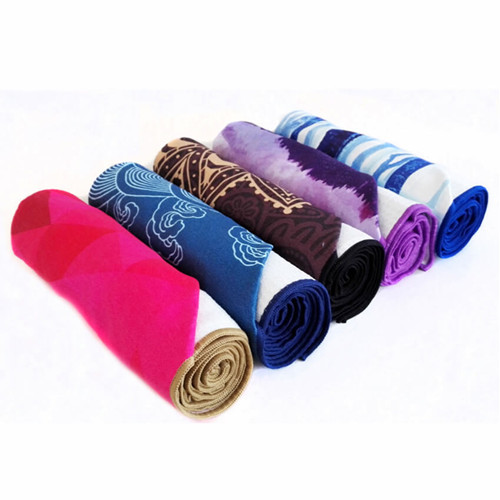 Printed Yoga Towel 5