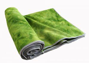 Tie Dye Yoga Mat Cover 1