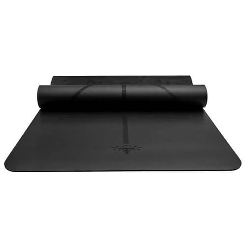PU rubber yoga mat 2