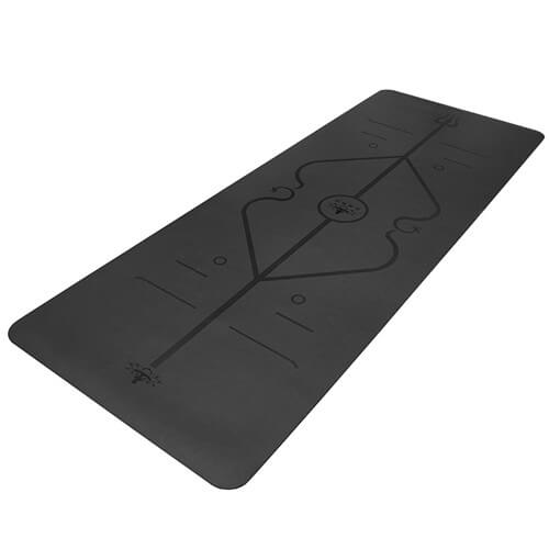 PU rubber yoga mat 3