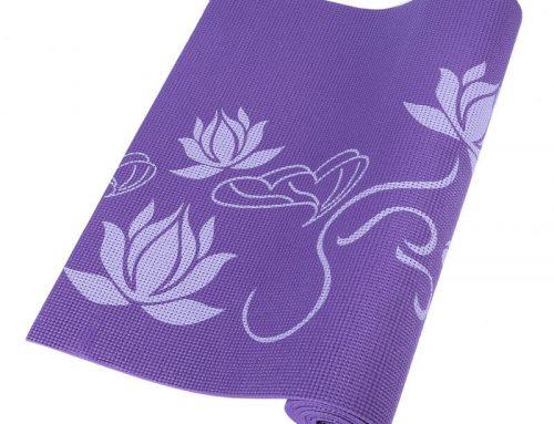 Printed PVC Yoga Mat