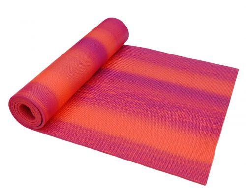 Rainbow PVC Yoga Mats